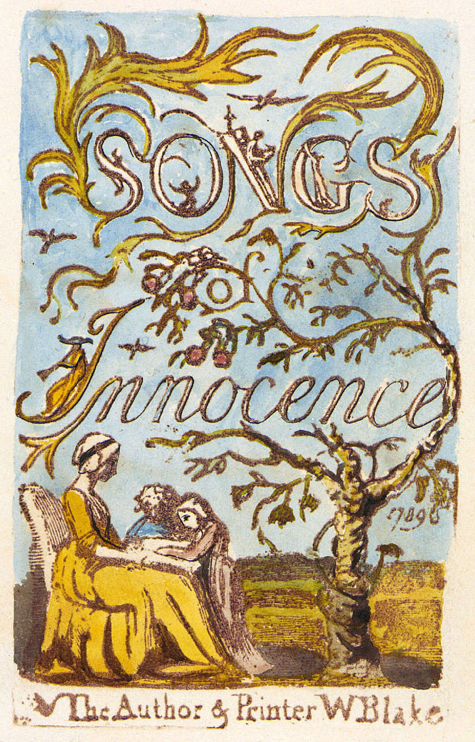 an analysis of two poems by william blake the lamb from the songs of innocence and the tyger from th Essay on william blake songs of innocence essay the lamb by william blake analysis this paper is focusing on five poems from the songs of innocence.
