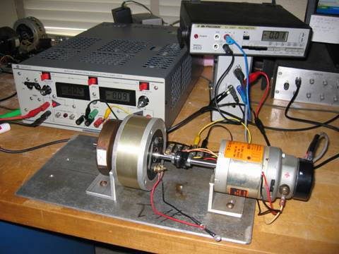 E58 Lab 6 Position On A Dc Servo Motor